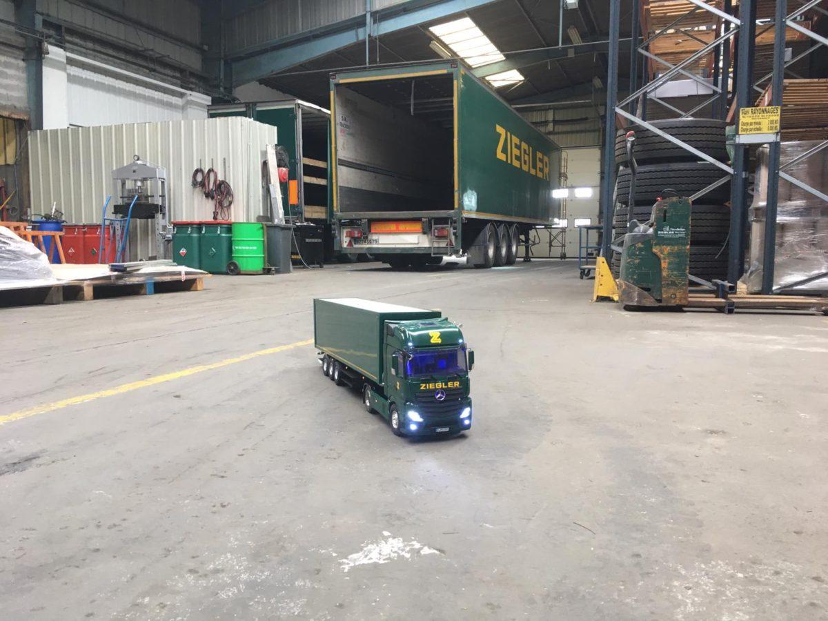 Ziegler Services small vs big trucks