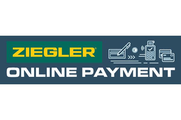ZIEGLER ONLINE PAYMENT
