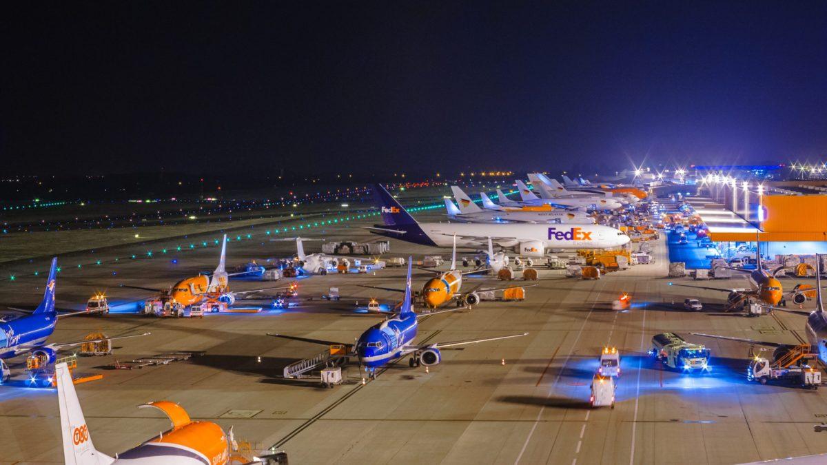 Ziegler conforte sa position à l'aéroport de Liège (LGG) en faisant une nouvelle acquisition