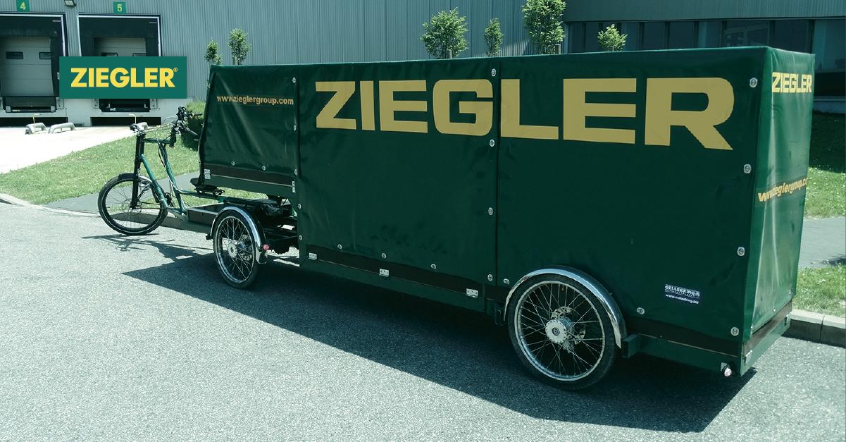 Cargo Bikes – The City Freight Revolution