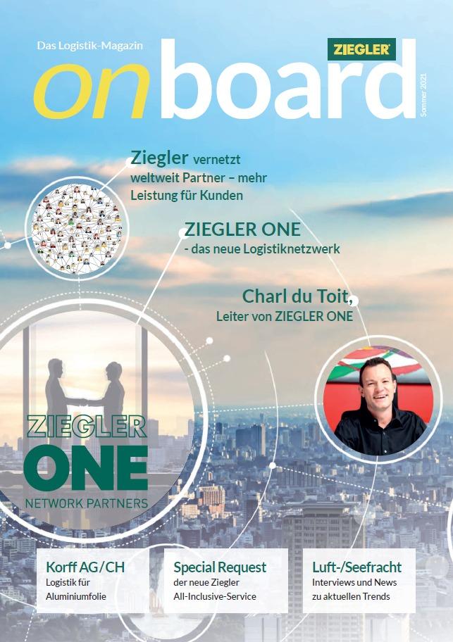 Onboard Magazin