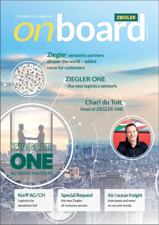 Onboard Magazine