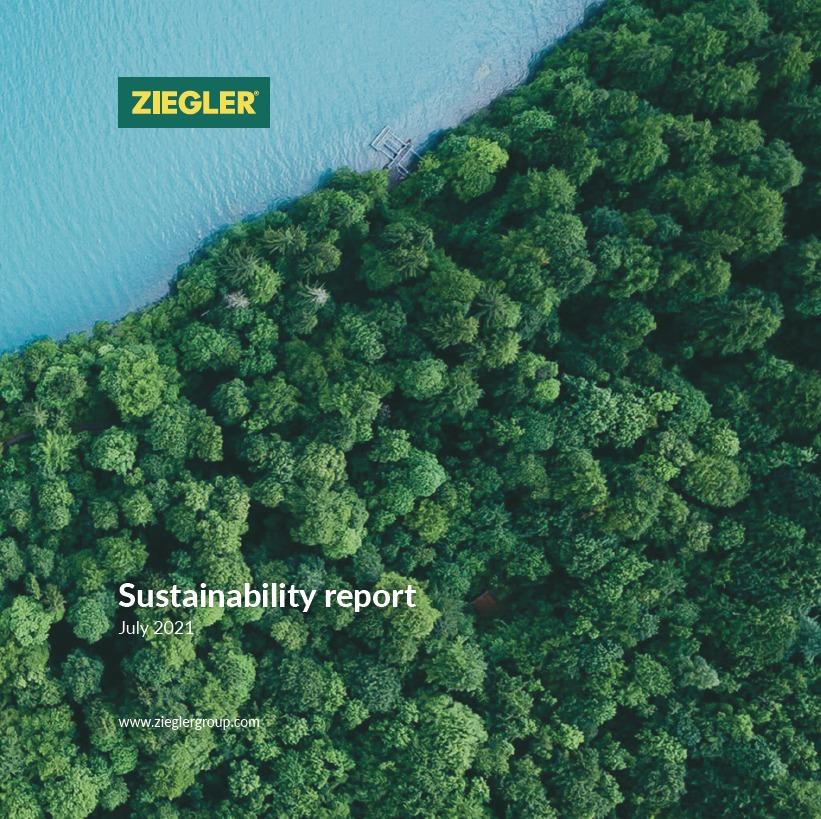 Ziegler Sustainability Report